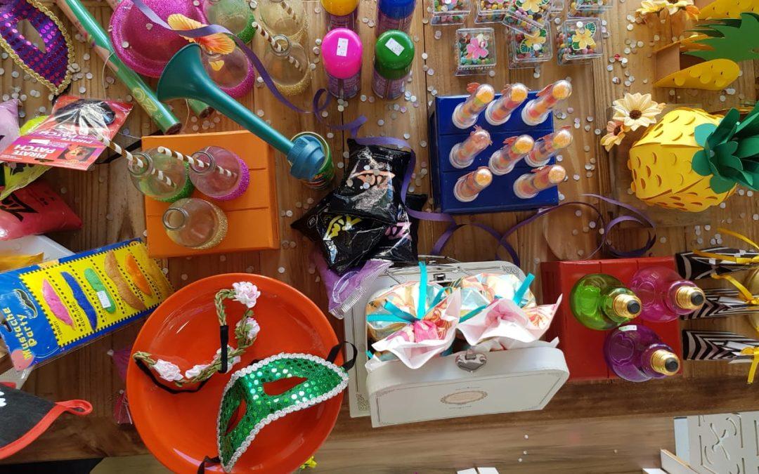 Como decorar e curtir o Carnaval