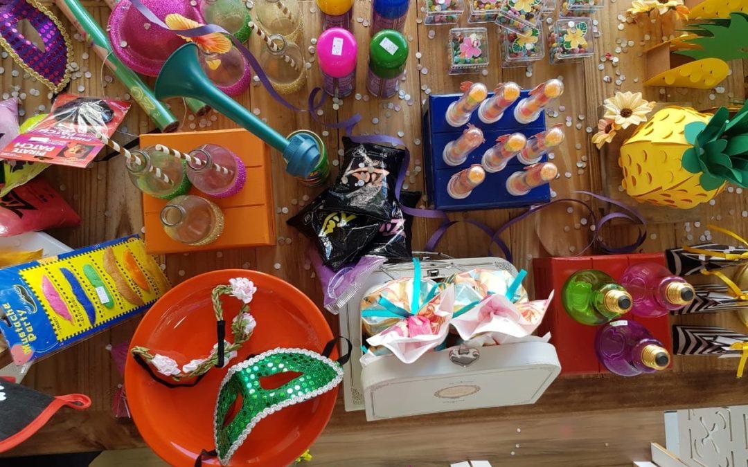 Carnaval: Dicas para Festas